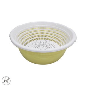ELITT ROUND STRAINER SET