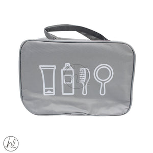TOILETRY BAG AND HOOK