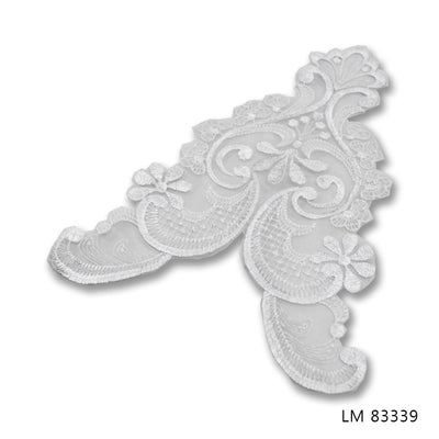 UNBEADED BRIDAL MOTIFS - LM 83339