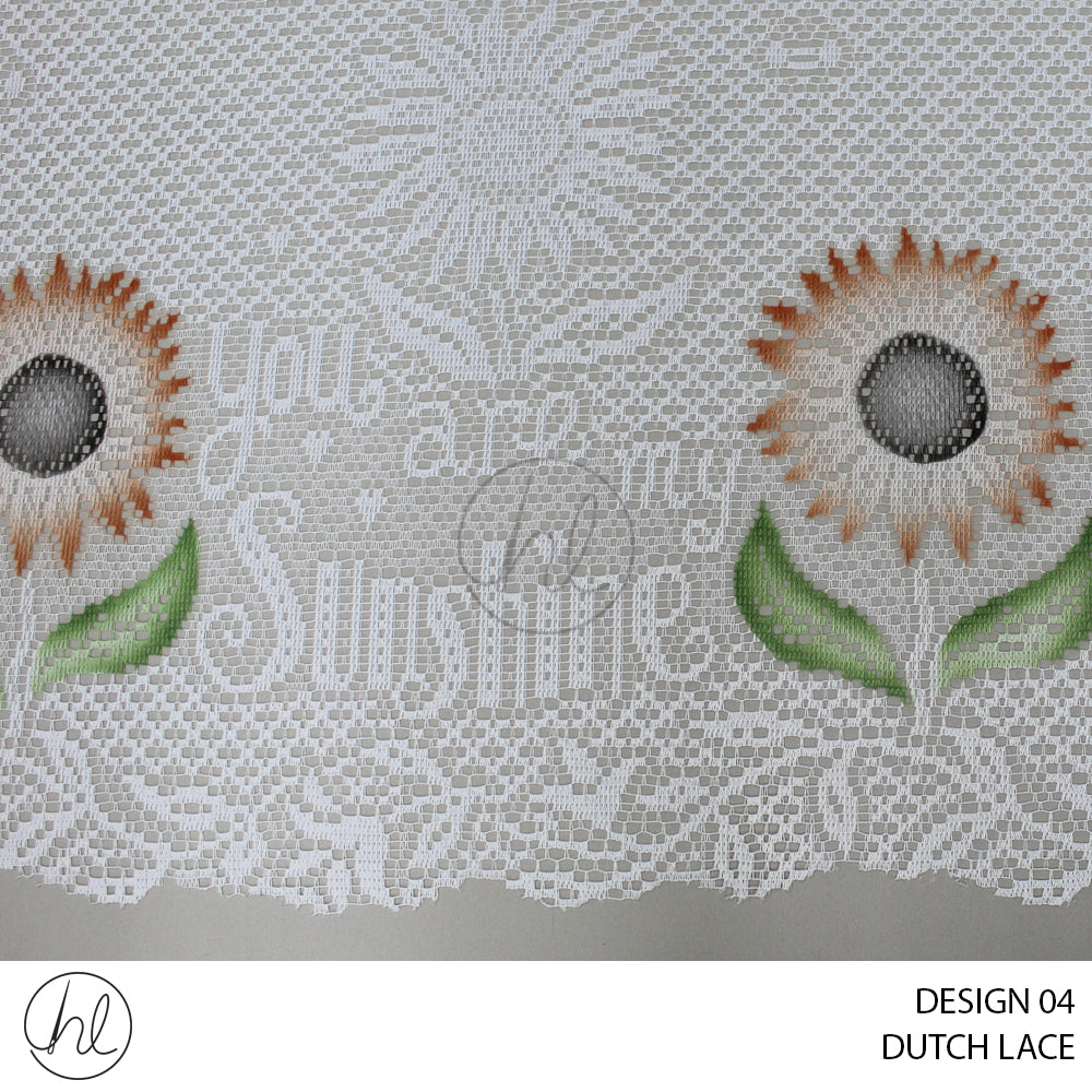 DUTCH LACE (DESIGN 4) (PER M)