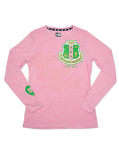 Alpha Kappa Alpha Long Sleeve T-Shirt
