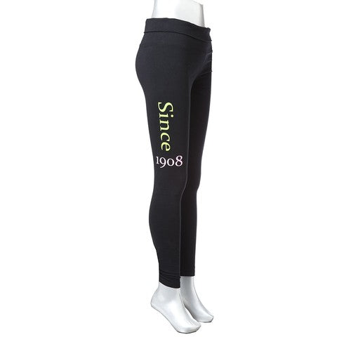 Alpha Kappa Alpha Leggings