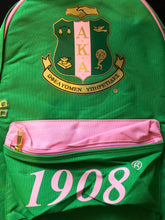 Alpha Kappa Alpha 1908 Backpack