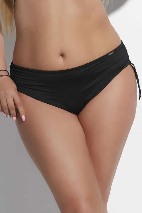 Black Plus Size Bikini Bottoms, Briefs panties swimsuit