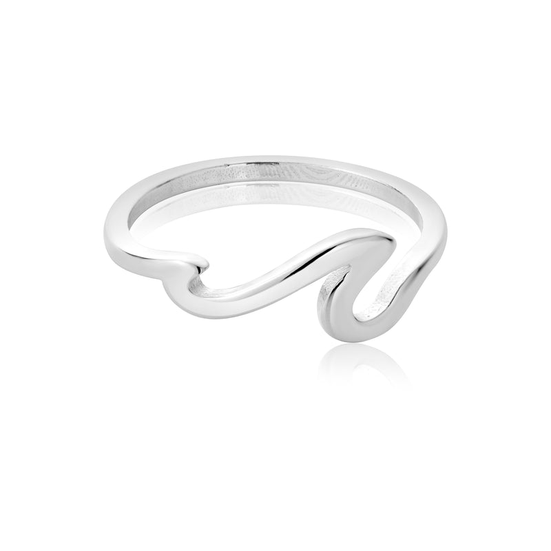 Sterling Silver Tide Ring