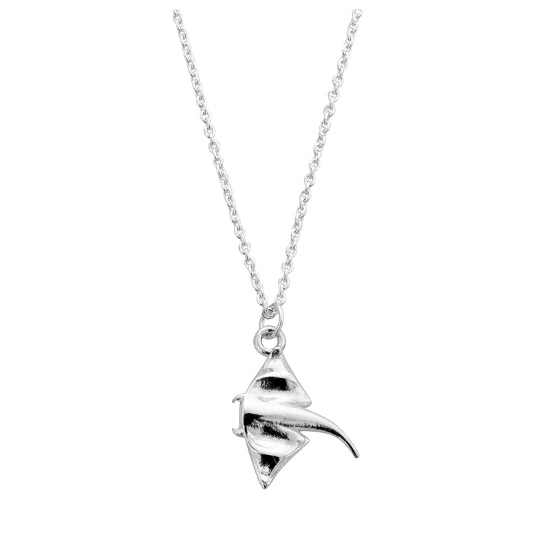 Hoaloha Manta Ray Necklace