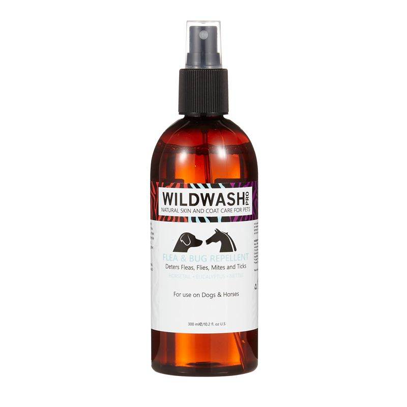 WildWash Flea And Bug Repellent for horses and dogs