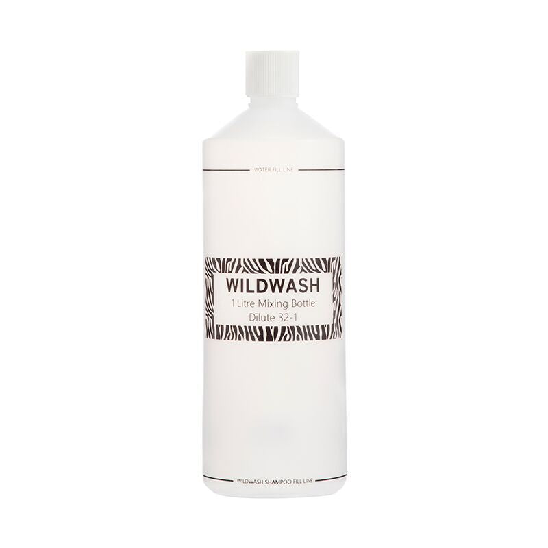 WildWash Mixing Bottle 1Ltr