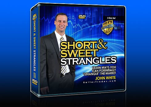 Short Sweet Strangles DVD Set