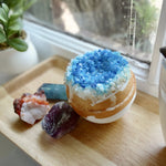 Whipped Up Wonderful - Crystal Geode Bath Bomb