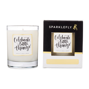 Sparklefly  - Autumn Harvest Limited Edition Candle