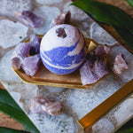 Whipped Up Wonderful - Amethyst Bath Bomb