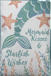 mermaid kisses sachet