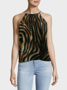 Tiger Stripe Top- Juniors