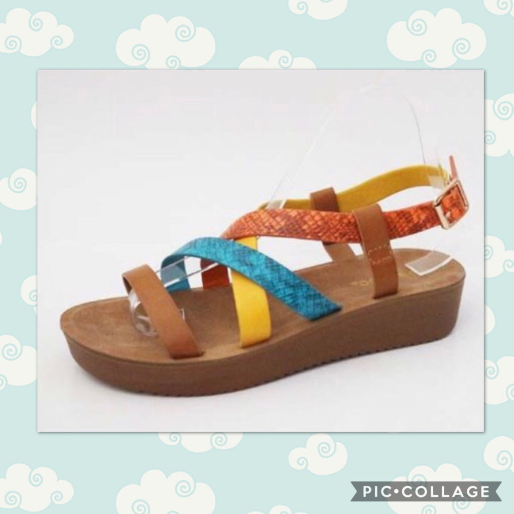 Walking on Sunshine Sandal