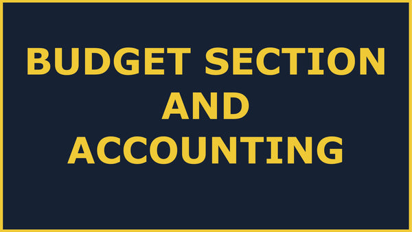 Government grants training: SBIR budget section and accounting