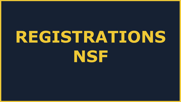 Government Grants Training:REGISTRATION: NSF