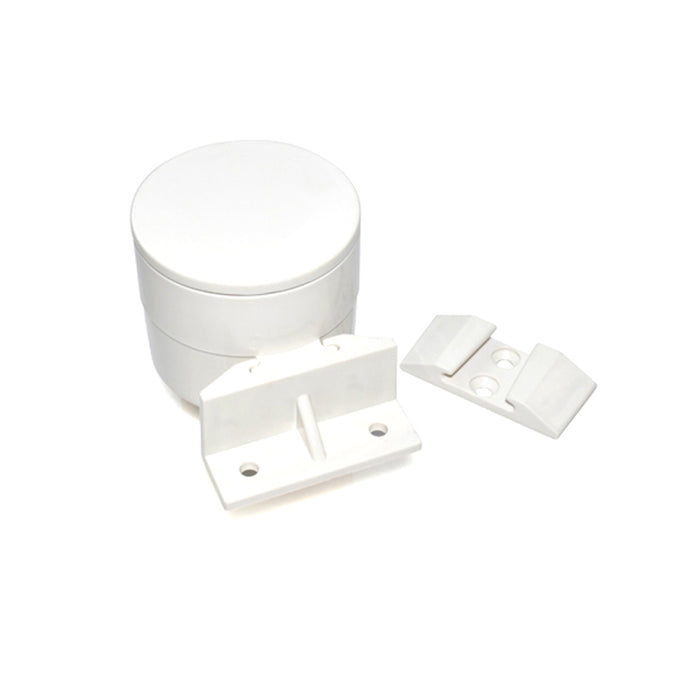 Pkg of 5 - Free Shipping Worldwide -  Vacuum Canister, Sterling.