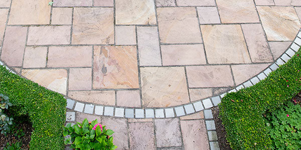 indian stone feature