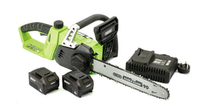 D20 40V Chainsaw Kit