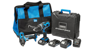 Draper Storm Force 20V Cordless Workshop Kit (7 Piece)