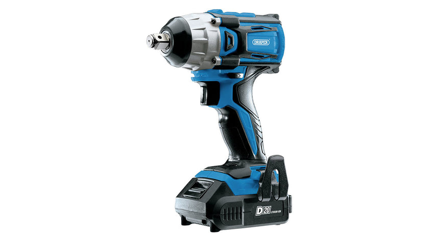 "D20 20V Brushless 1/2"" Mid-Torque Impact Wrench"