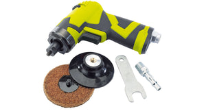 Draper Storm Force Compact Composite Air Sander (75mm)
