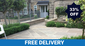 Autumn Brown Indian Sandstone Project Pack
