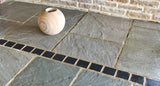 Kandla Grey Indian Sandstone Paving