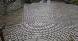 Raj/Brown Indian Sandstone Setts