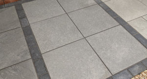 Geneva Medium Grey External Porcelain Tiles