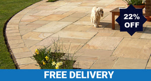 Golden Leaf Indian Sandstone