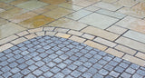 Grey Granite Setts
