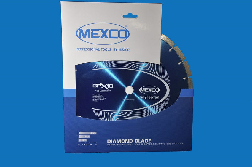 Mexco Diamond Blade