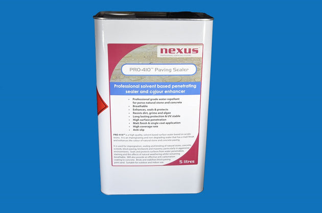 Nexus Pro-410 Paving Sealer 5 Litre