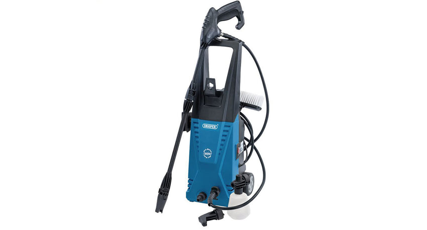 Pressure Washer With Total Stop Feature (1700W)