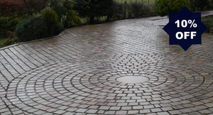 Brown/Raj Indian Sandstone Setts