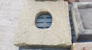 Reclaimed Well Hole Cover