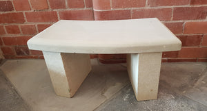 Small Hand Crafted Bench