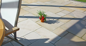 Sawn Fossil Mint Indian Sandstone