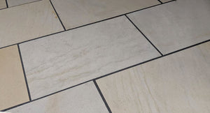 Yellow Mint (Whitby) Sawn Indian Sandstone - 900 x 600
