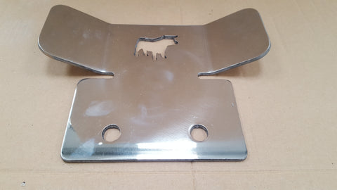 Bull Tow Bar Protection Plate