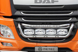 DAF XF Euro 6 Trailor Grill with LED's | METEC 850231