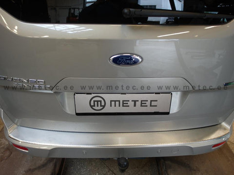 Ford Transit Connect Bumper Plate | METEC 807210