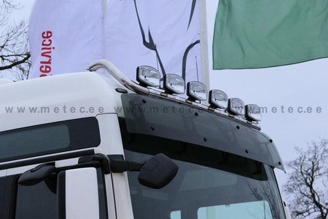 MAN TGX Roof Bar with LED Marker Lights 2007 > | METEC 854550 854552