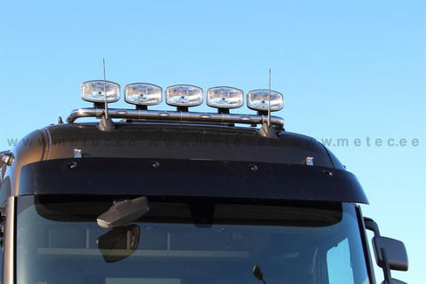 Renault T, K and D Series Roof Bar 2014> with LED marker lights | METEC 862301
