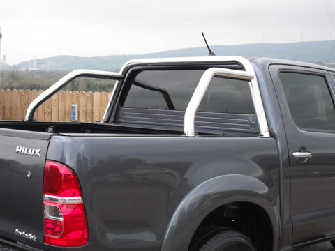 Toyota Hilux Roll Bar, 1 piece type