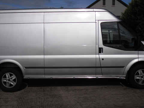 Ford Transit Side Bars 2007 - 2014  | JME