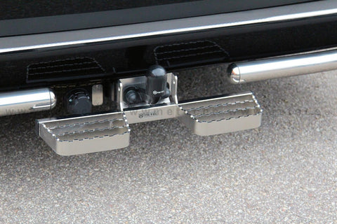 Running Board on Tow bar | METEC 888419