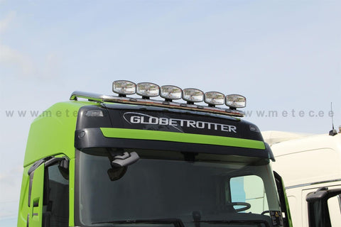 Volvo FH Roof Bar for Globetrotter with LED Marker Lights 2013> | METEC 868613